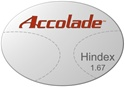Essilor Accolade Freedom High Index 1.67