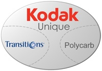 Kodak Unique Polycarbonate Transitions