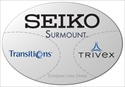 Seiko Surmount Trivex Transitions