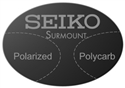 Seiko Surmount Polycarbonate Polarized