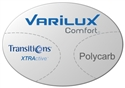 Varilux Comfort Polycarbonate Transitions XTRActive