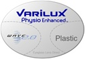 Varilux Physio Enhanced Plastic CR-39