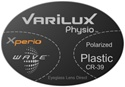 Varilux Physio Plastic CR-39 Polarized