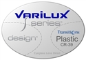 Varilux S Design Plastic CR-39 Transitions