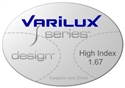 Varilux S Design High Index 1.67