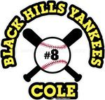baseball car window sticker decals magnets wall decals