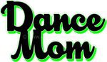 dance MOM stickers decals clings & magnets