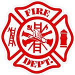 Firefighter Car Window Decals Stickers Magnets Wall Decals