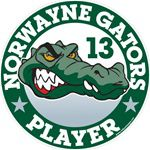 GATOR stickers decals clings & magnets
