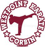 karate car window decals stickers clings magnets & wall decals