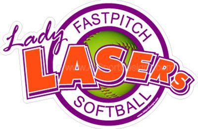 Car Decals Magnets Wall Decals And Fundraising For Lady Lasers - Custom stickers and magnets