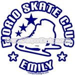 skating window stickers clings decals & magnets