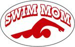 swimming car window spirit sticker decal magnet