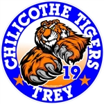 tiger window stickers decals clings & magnets