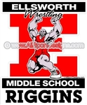 wrestling car stickers decals magnets wall decals