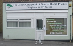 The Cedars, Osteopathic & Natural Health Practice