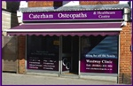 Caterham Osteopaths