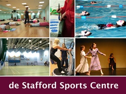 Tandridge Leisure, de Stafford Sports Centre