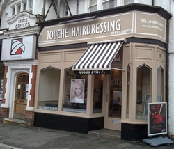 Touche, Hair Salon
