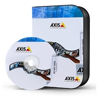 Axis H.264 Decoder with ACC Decoder, Standard License, 50-User - 0160-060