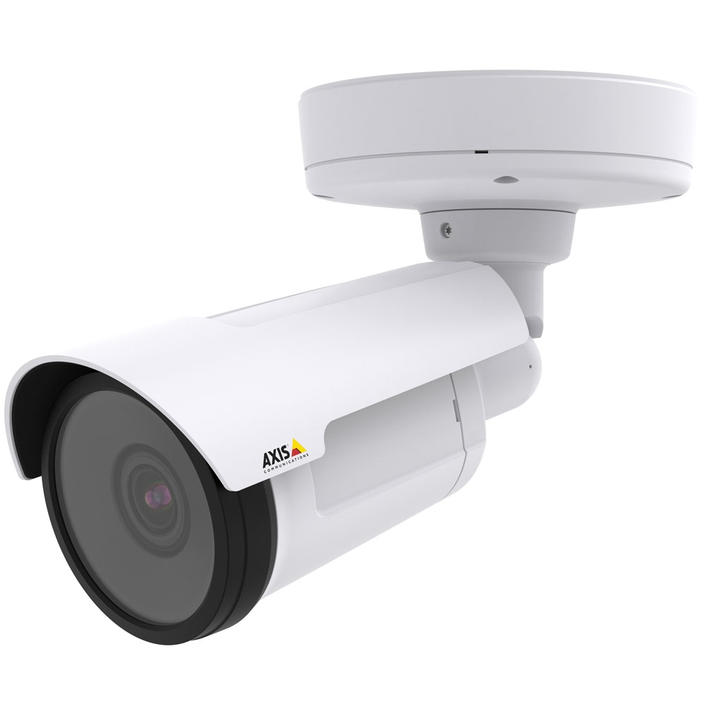 Axis P1428-E 8.3MP/4k Outdoor Bullet IP Camera - 0637-001