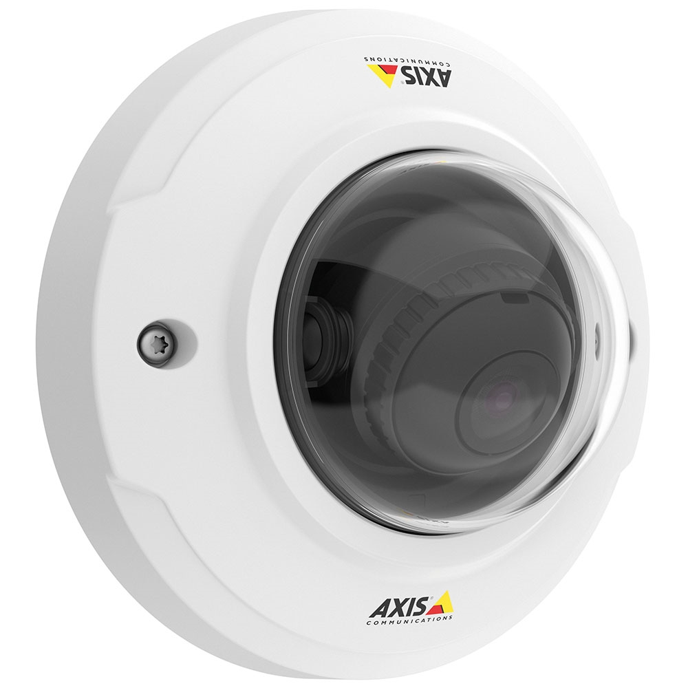axis companion v 2mp 1080p vandal dome ip camera 0894 001. Black Bedroom Furniture Sets. Home Design Ideas