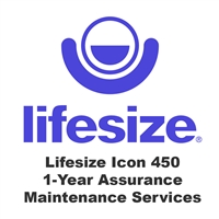 Lifesize Icon 450 1-Year Assurance Maintenance Services