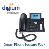 Digium Switchvox Snom Phone Feature Pack1
