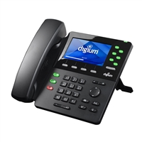 Digium D65 6-Line Bluetooth Gigabit IP Phone