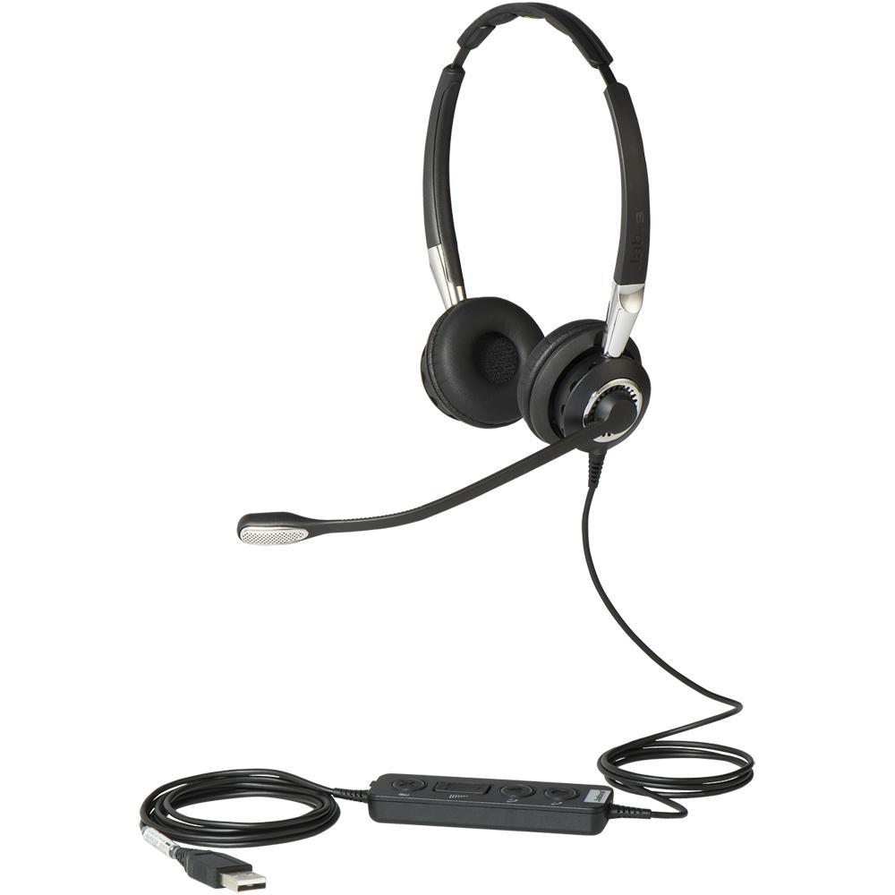 Jabra BIZ  II Duo USB Headset p