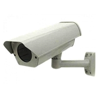 GeoVision 72-WH618-001 Outdoor Beige Housing with Cable Management Bracket