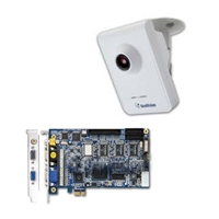 GeoVision 86-112AV-160U Promotion Package GV1120 16 Channel With 1.3 MP CB120 Camera