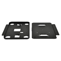 Clearone 910-001-005-13 Ceiling Mount for Microphone Array, Black
