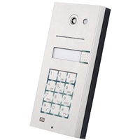 2N Helios IP Vario, 1 Button, Keypad