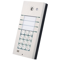 2N Helios IP Vario, 6 Buttons, Camera, Keypad