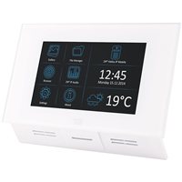 2N Indoor Touch with WiFi, White
