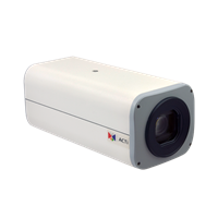 ACTi B24, 1.3MP Outdoor Zoom Box, Network Surveillance Camera