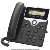 Cisco IP Phone 7811 with Multiplatform Firmware