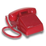 Viking K1500P-D Phone in Red