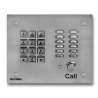 Viking K-1700-3 Entry Phone with Keypad