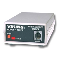 Viking K-1900-9 Multi-Number Touch-Tone Dialer