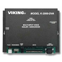 Viking K-2000-DVA Dialer and Announcer