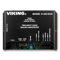 Viking K-202-DVA Digital Voice Alarm Dialer