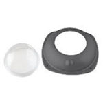 Mobotix D15 Vandalism Kit Black