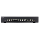 Cisco SG300-10MPP Switch