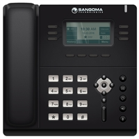 Sangoma s400 3-Line IP Phone