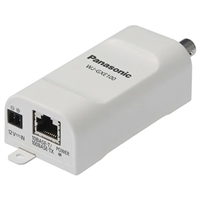 Panasonic WJGXE100 1-Channel H.264 Real-Time Network Video Encoder