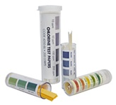 Test Strips: Alkalinity, Total as CaCO3, 0-240 ppm