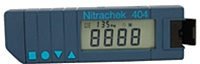 Nitrate Test: Nitracheck 404 Meter