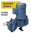Neptune 481-S-N3 Ultra-Low Capacity High Pressure Pumps